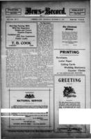 Lumsden News Review December 21, 1916
