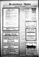 Maryfield News April 13, 1916