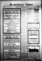 Maryfield News April 20, 1916