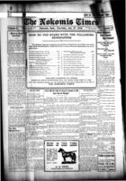 The Nokomis Times January 27, 1916