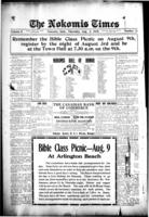 The Nokomis Times August 3, 1916