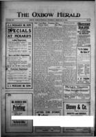 The Oxbow Herald February 17, 1916