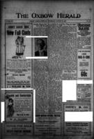 The Oxbow Herald August 31, 1917