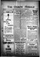 The Oxbow Herald December 21, 1916