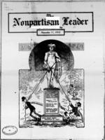 The Nonpartisan Leader November 11, 1916