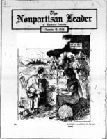 The Nonpartisan Leader November 18, 1916
