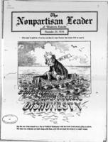 The Nonpartisan Leader November 25, 1916