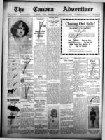 Canora Advertiser January 13, 1916