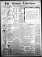 Canora Advertiser January 20, 1916