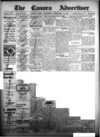 Canora Advertiser February 24, 1916