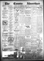 Canora Advertiser April 13, 1916