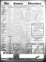 Canora Advertiser August 10, 1916