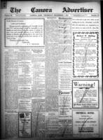 Canora Advertiser December 7, 1916