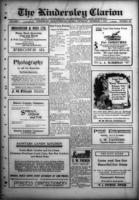 The Kindersley Clarion December 7, 1916
