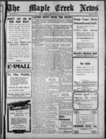 Maple Creek News January 27, 1916