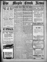 Maple Creek News February 3, 1916