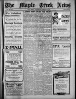 Maple Creek News February 24, 1916