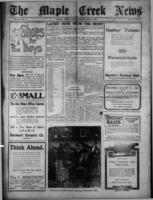 Maple Creek News April 6, 1916