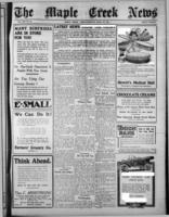 Maple Creek News April 27, 1916