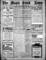Maple Creek News August 3, 1916