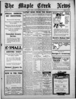 Maple Creek News August 31, 1916