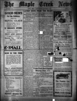 Maple Creek News December 7 , 1916
