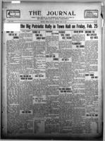 The Journal February 18, 1916