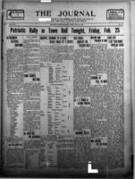 The Journal February 25, 1916