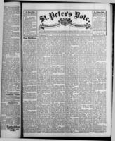 St. Peter's Bote March 22, 1916