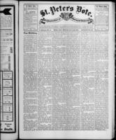 St. Peter's Bote June 14, 1916