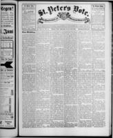 St. Peter's Bote June 21, 1916
