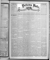 St. Peter's Bote November 1, 1916
