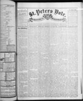 St. Peter's Bote November 8, 1916