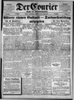 Der Courier January 12, 1916