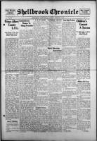 Shellbrook Chronicle February 19, 1916