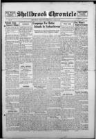Shellbrook Chronicle April 22, 1916