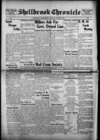 Shellbrook Chronicle October 21, 1916