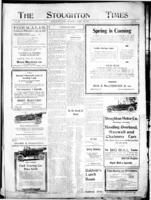 Stoughton Times April 13, 1916