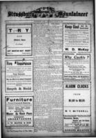 Strassburg Mountaineer August 10, 1916
