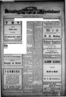 Strassburg Mountaineer August 31, 1916