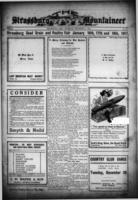 Strassburg Mountaineer December 21 , 1916