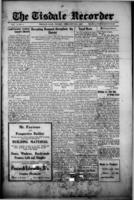 Tisdale Recorder February 25, 1916