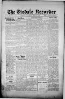 Tisdale Recorder April 7, 1916