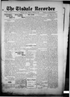 Tisdale Recorder April 21, 1916