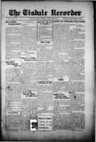 Tisdale Recorder April 28, 1916