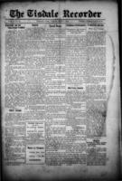 Tisdale Recorder July 7, 1916
