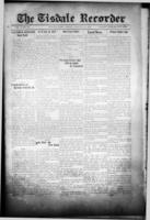 Tisdale Recorder August 4, 1916