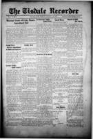 Tisdale Recorder August 11, 1916