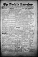 Tisdale Recorder August 18, 1916