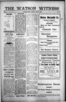 The Watson Witness January 14, 1916